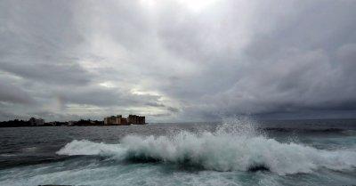 Бурята Ета се насочи към Флорида