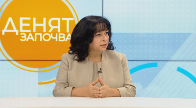 """Теменужка Петкова: Нито друга компания, нито друга държава може да влияят на """"Балкански поток"""""""