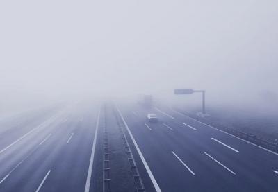 """Мъгла на АМ """"Хемус"""" в Софийска област. Шофирайте внимателно!"""