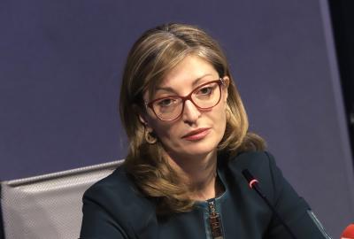Екатерина Захариева: България ще продължава да поддържа страните от Западните Балкани