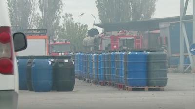 Разследват причините за пожара в Катуница