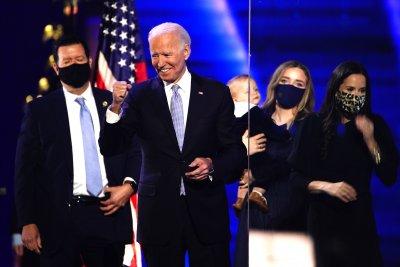Победната реч на Байдън: Новият президент обеща да обедини американците