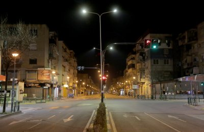 И Албания въвежда вечерен час от утре