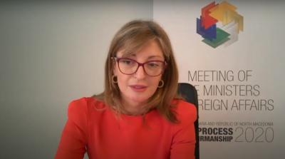 Захариева: Ще продължим да подкрепяме еврочленството на страните от Западните Балкани, но те също трябва да поемат своята отговорност