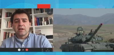 Експерт по сигурността: ЕС не може да направи много за държави, които искат да воюват в Нагорни Карабах