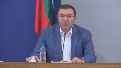 Проф. Ангелов: Още 80 млн. лева за реорганизация в медицинската помощ до края на годината