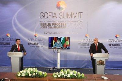 Първо домакинство София - Скопие на Берлинския процес. Какви са решенията и посланията (ОБЗОР)