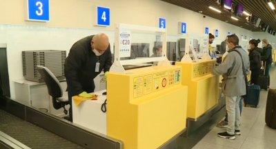 Нанопрепарат предпазва от вируси и бактерии на летищата във Варна и Бургас