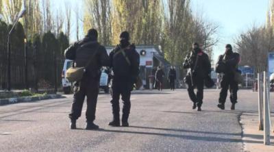 Тройно убийство в руска военна база