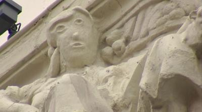 Провалена реставрация в Паленсия