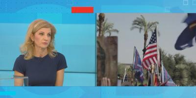 Изборите в САЩ и новият президент през погледа на международния ни редактор Цветелина Йорданова