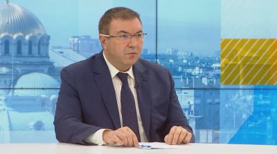 Костадин Ангелов пред БНТ: Основната цел сега е системата да работи като едно цяло
