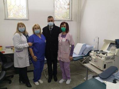 Кръвна плазма за болни от COVID-19 вече може да се дарява и в Пловдив