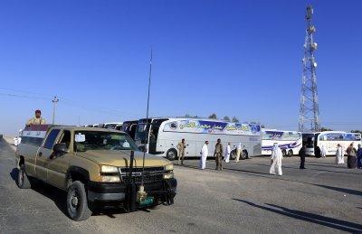 30 години по-късно: Ирак и Саудитска Арабия отвориха границата си