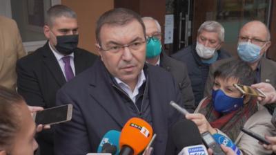 Проф. Костадин Ангелов: Болницата в Шумен е на предела на възможностите си
