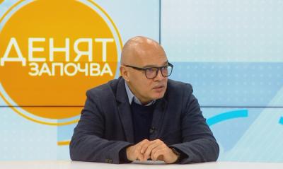 Тихомир Безлов: Всички оценки са, че броят на заразените е много повече от регистрираните