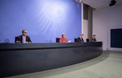 Германия няма да затяга мерките срещу пандемията