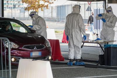 Италия регистрира рекорден брой новозаразени с коронавирус за денонощие