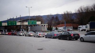 От днес: Бързи тестове за всички влизащи в Гърция през Кулата – Промахон