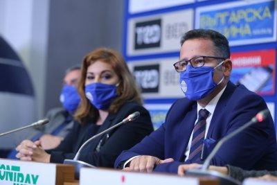 Д-р Скендер Сила за БНТ: СЗО няма още официално становище за антигенните тестове