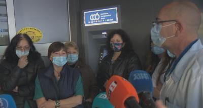 Напрежение в Онкологията: Медици са недоволни от разкриването на COVID отделение