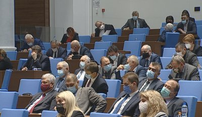 НС обсъжда на второ четене Бюджет 2021