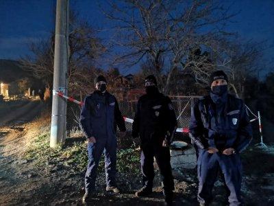 Двойно убийство с хладно оръжие край Шумен