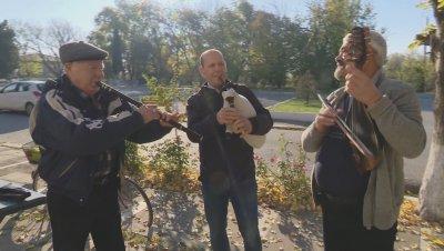 Канят Джо Байдън на курбан в село Каменово