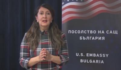 """Посолството на САЩ и Фондация """"Америка за България"""" даряват 1 млн. долара за борбата с коронавируса"""