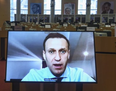 Навални призова ЕС за санкции срещу руските олигарси