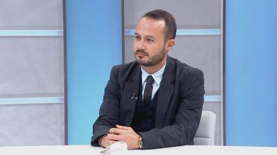 Петър Велков: Хоспитализациите и смъртните случаи ще намалеят по-драстично след около 14-20 дни
