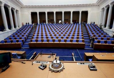 Депутатите отхвърлиха предложението за свикване на Велико народно събрание
