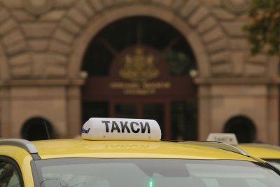 Таксиметрови шофьори и днес излязоха на протест в София