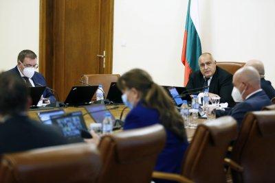 Премиерът Борисов: Доказаният ефект срещу COVID-19 е само един - намаляване на социалните контакти