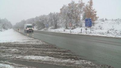 Всички пътища в Русенска област са проходими при зимни условия