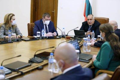 Борисов: Приехме Националния план за ваксиниране, готови сме за първата доставка