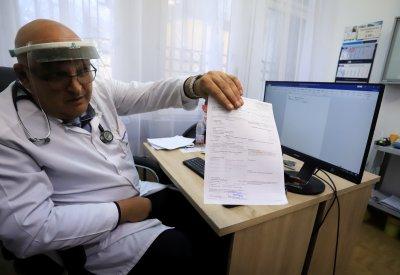 При какви обстоятелства личните лекари ще издават електронно направление за PCR тест?