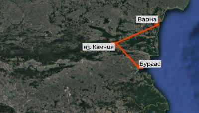 Водна криза в Бургас няма да има