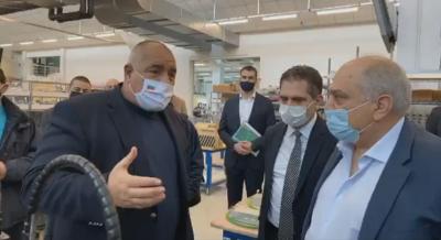 Борисов: Само този месец са похарчени над 100 млн. лв. допълнително за здравеопазване