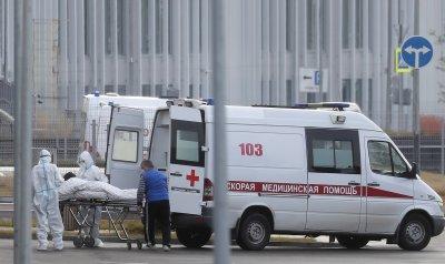 Пожар в болница в Москва, има загинали