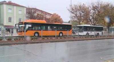 50 автобуса по-малко се движат в Пловдив от днес