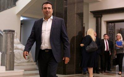 Заев: Ще се присъединим към ЕС като македонци, говорещи македонски език