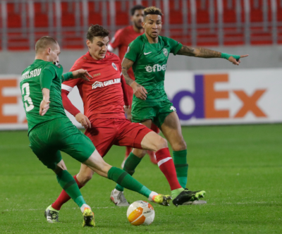 Лудогорец допусна пето поредно поражение в Лига Европа