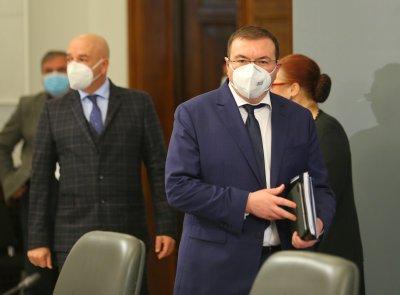 Приеха Националния план на България за готовност при пандемия