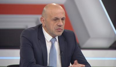 Томислав Дончев: Най-рязко повишение има в заплатите на служителите на първа линия