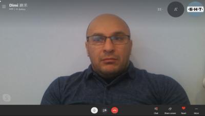 Димитър Владиков, Шанхай: Всяка карантина и PCR тест се поемат от държавата
