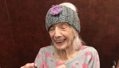 Необикновена история: 102-годишна жена оцеля при испанския грип и два пъти пребори COVID-19