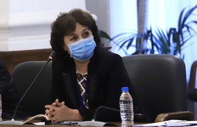 Директорът на РЗИ-София Илонка Маева напуска поста