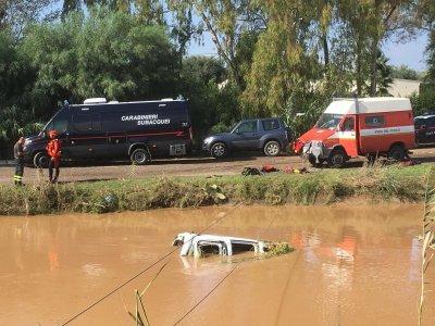 Наводнения в Сардиния взеха най-малко три жертви