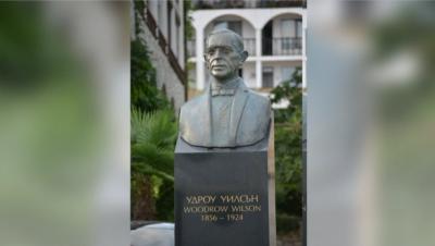 Стартира инициатива за поставянето на бюст-паметник на Удроу Уилсън в София